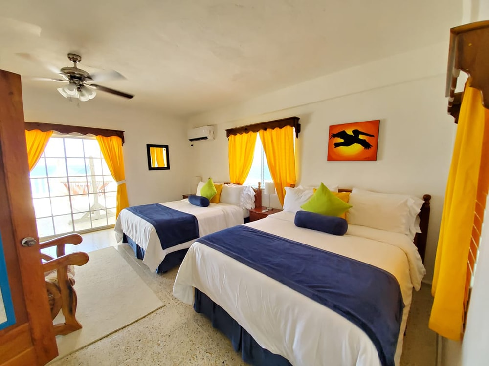 Oceanfront Queen Room