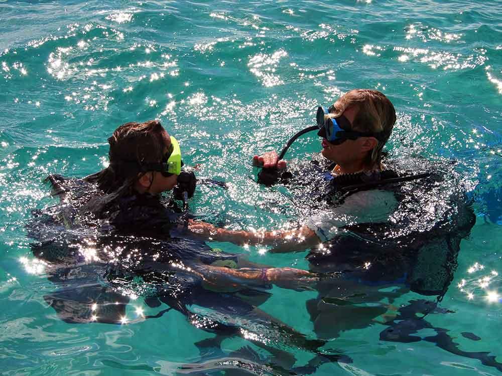 Rescue Diver Certification